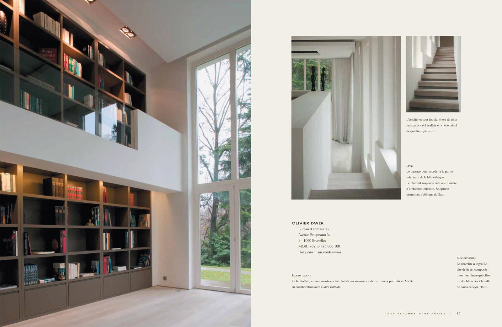 200300 interieurs contemporains 02 olivier dwek. Black Bedroom Furniture Sets. Home Design Ideas