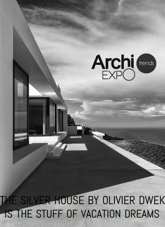 archiexpo cover olivier dwek. Black Bedroom Furniture Sets. Home Design Ideas