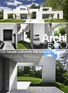 COVER ARCHIEXPO - DS HOUSE