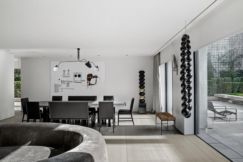 Modern Architecture Neuilly Sur Seine France Olivier Dwek